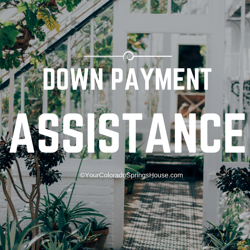 home down payment assistance