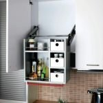 rise and fall cabinet
