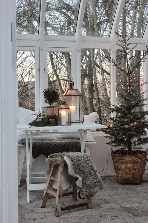 colorado christmas home decor woodland