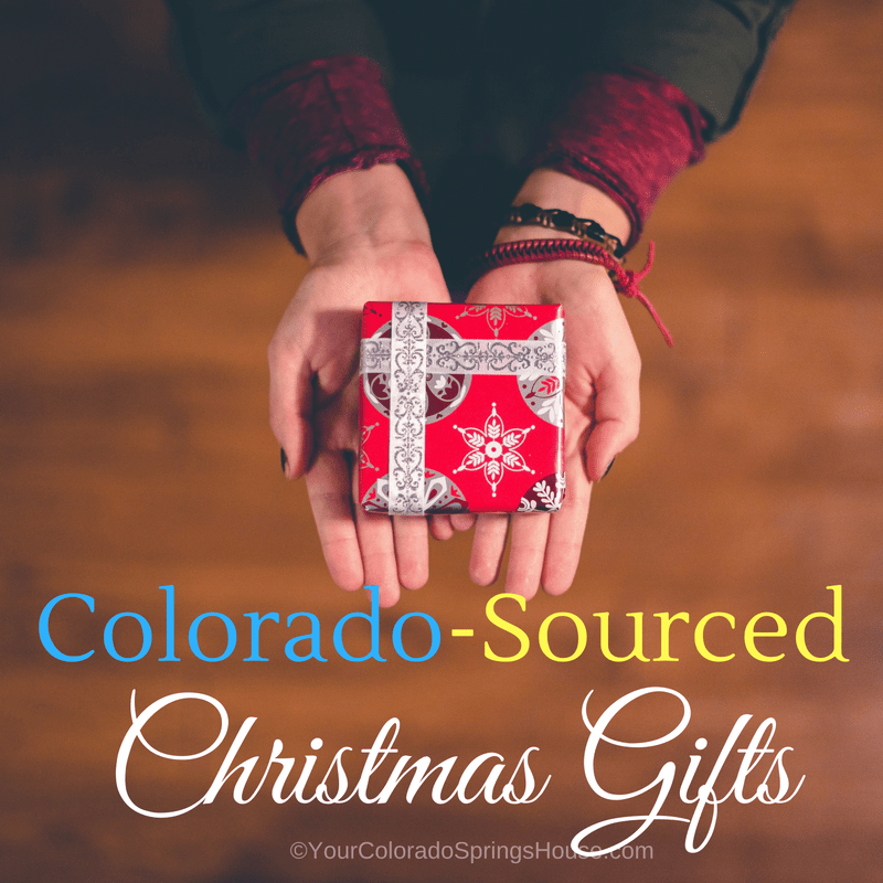 colorado springs christmas gifts
