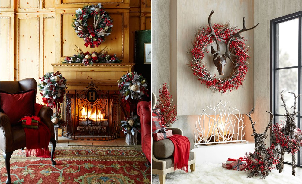 home decor stores in the woodlands tx a colorado christmas design trend stylized woodland 13611