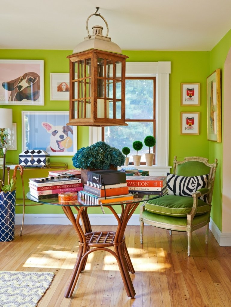 2017 pantone color of the year, Greenery
