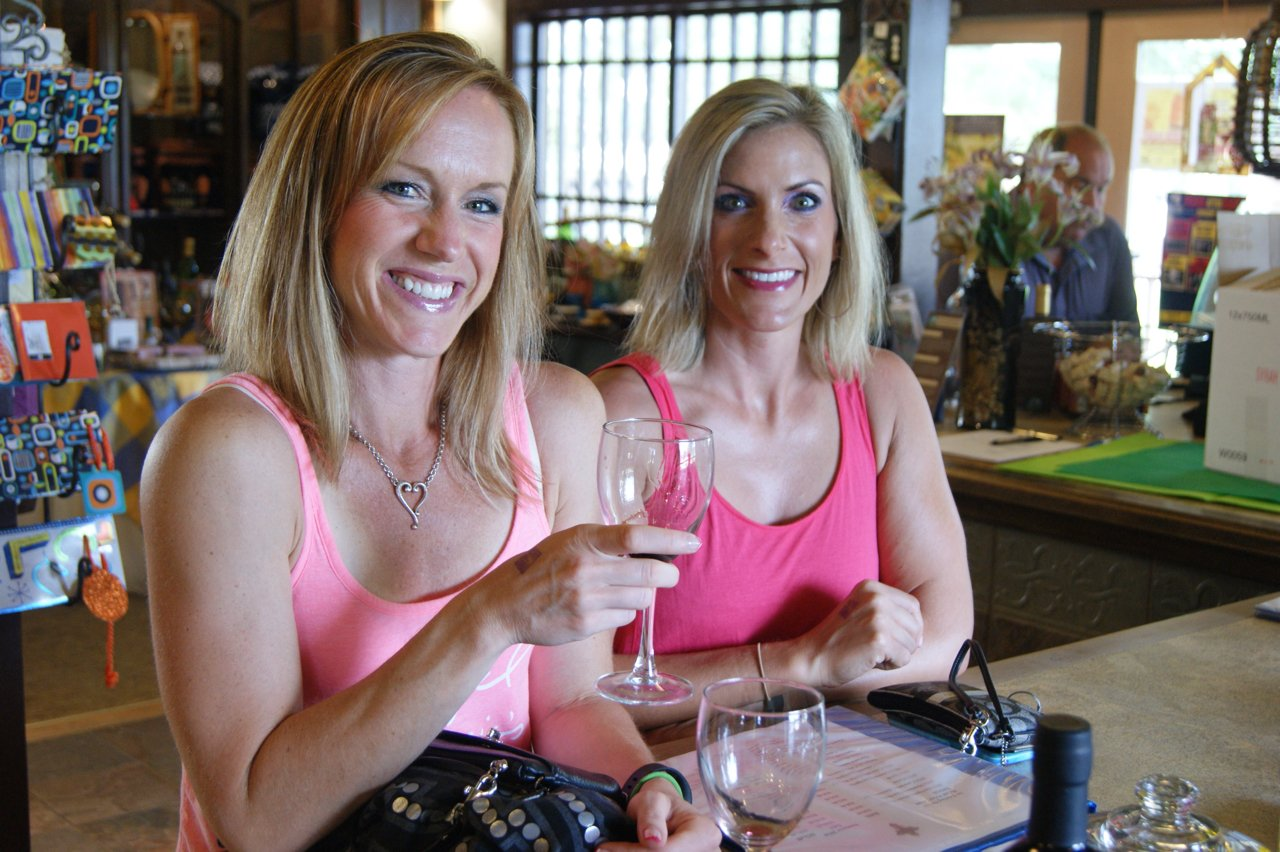 Wine Tasting at The Winery at Holy Cross Abbey