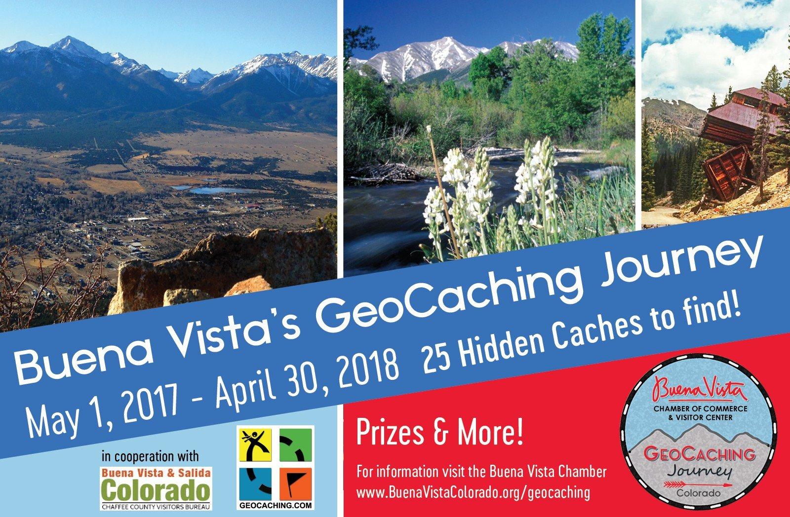 Buena Vista Geocaching Journey