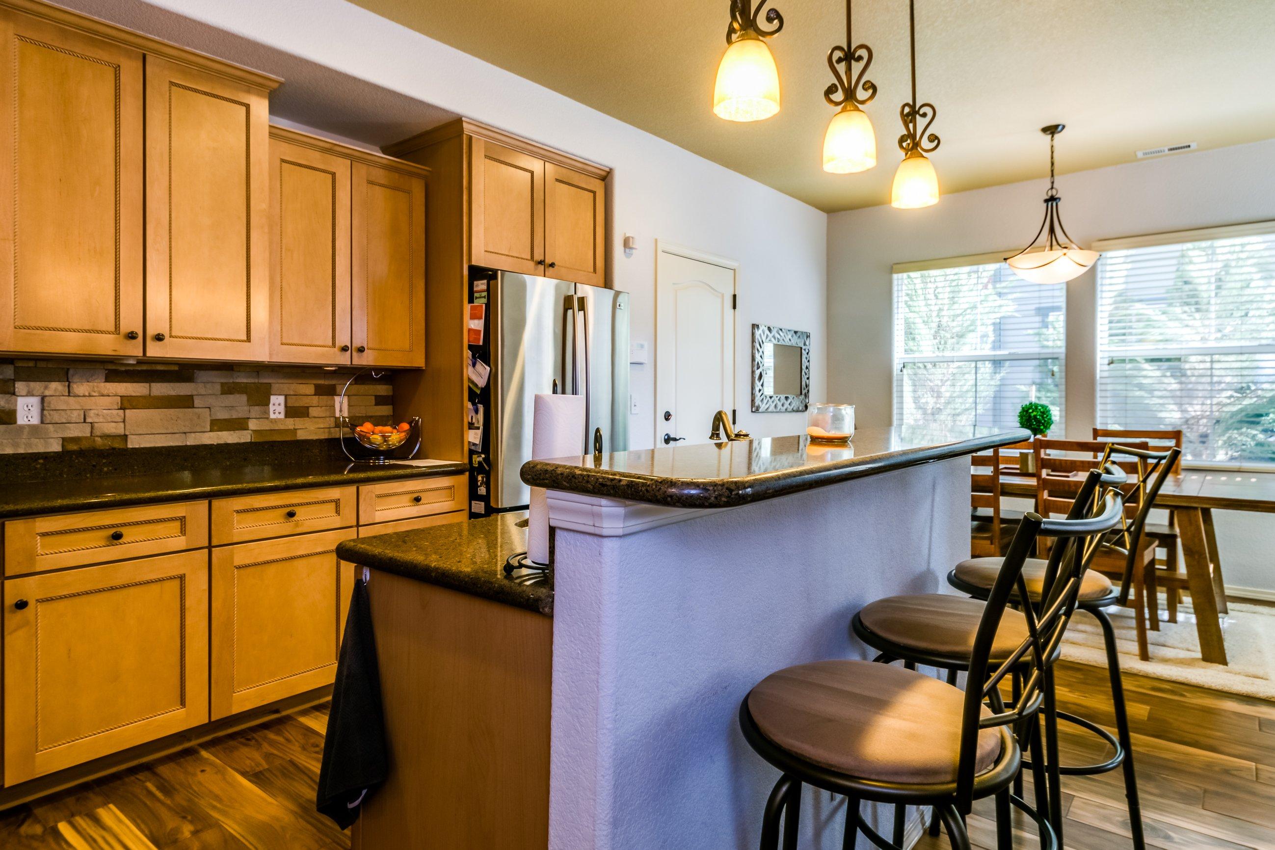Gold Hill Mesa condo for sale, picture of kitchen