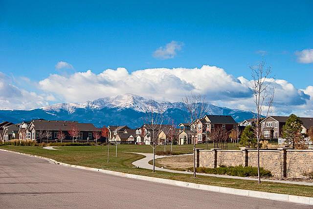 Cordera, a master planned community in Colorado Springs