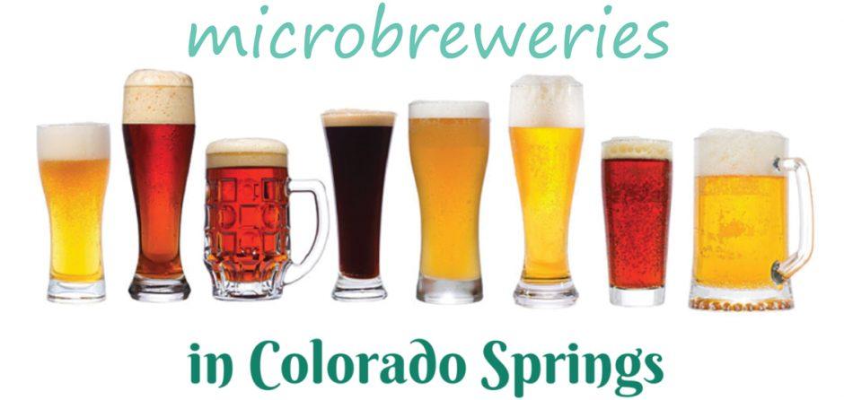 Microbreweries in Colorado Springs