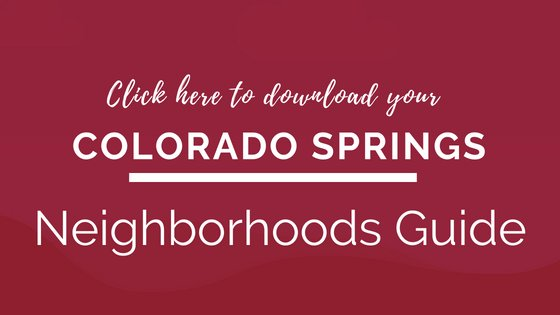click here to download your Colorado Springs Neighborhoods Guide Download