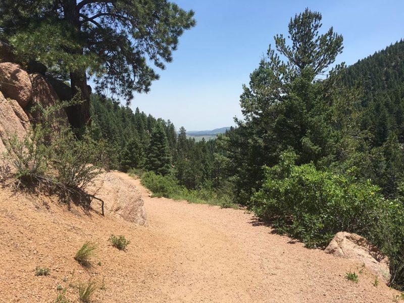 Reservoir Trail