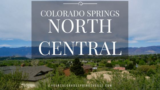 North central Colorado Springs
