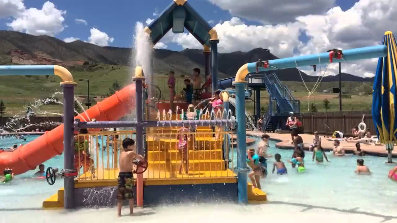 Wilson Ranch Park and Pool in Colorado Springs