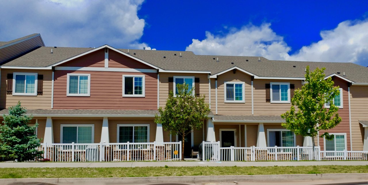 Townhomes in Colorado Springs