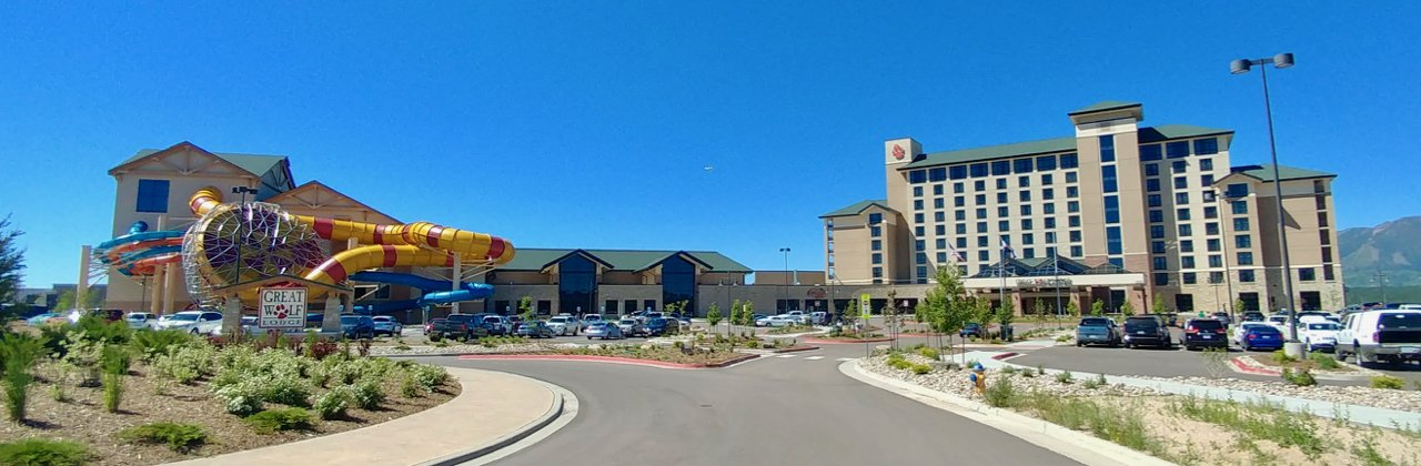 Great Wolf Lodge in north Colorado Springs