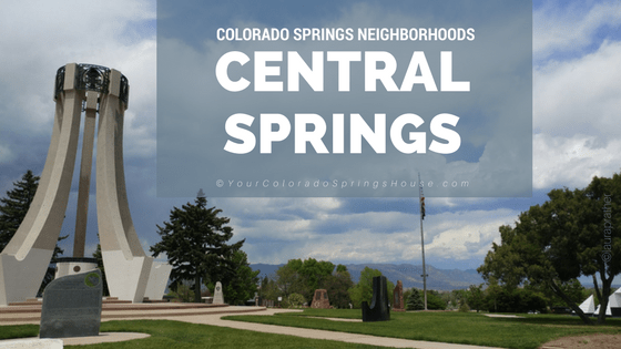 Central Colorado Springs, Memorial Park
