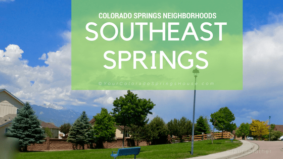 Southeast Colorado Springs