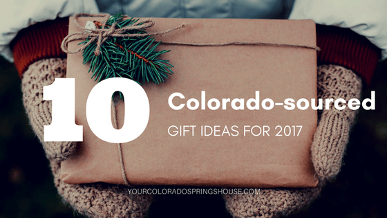 10 Colorado Sourced Gift Ideas for 2017
