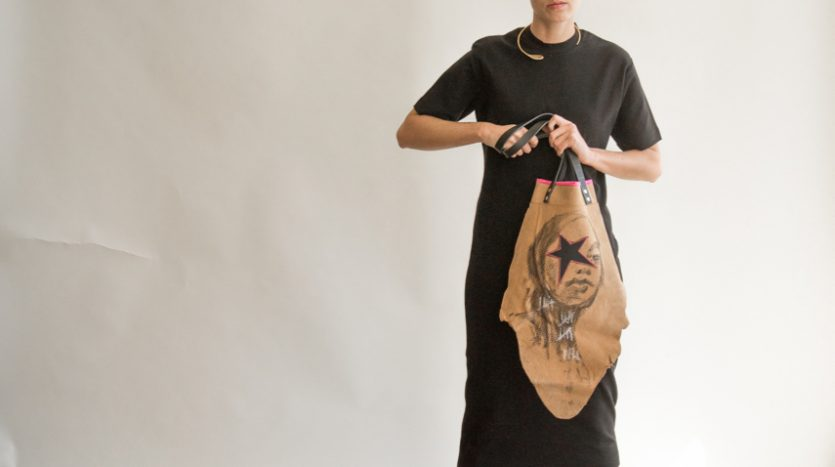 Jay Davis Leather Bag