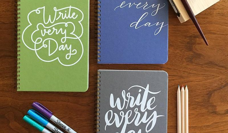 Colorado-sourced gifts make my notebook