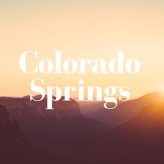 Colorado Springs Sunrise Mountain