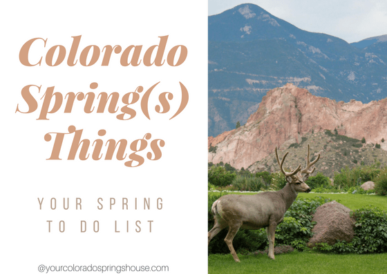 Colorado Springs Activities and things to do