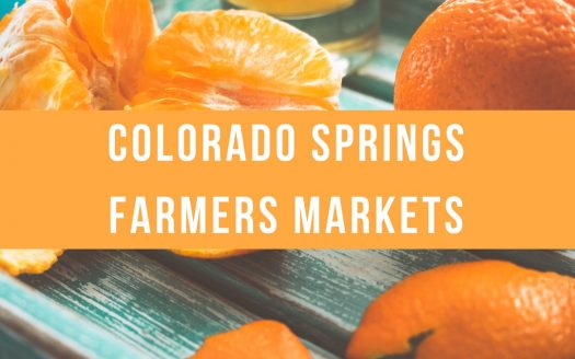 Fresh Oranges - Colorado Springs Farmers Markets