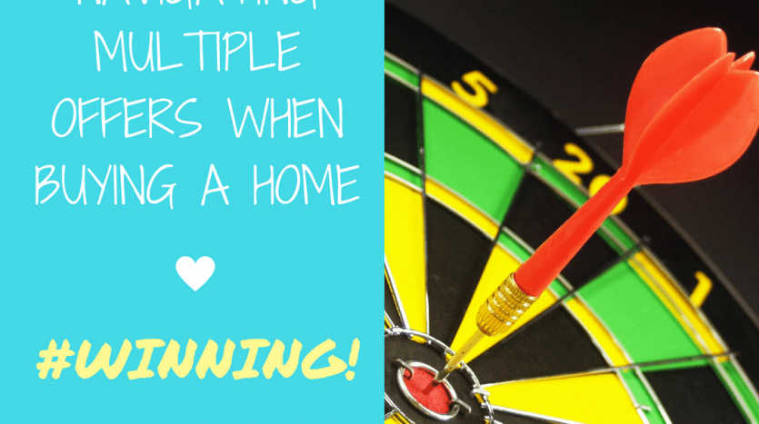 Navigating multiple offers when buying a home #Winning!