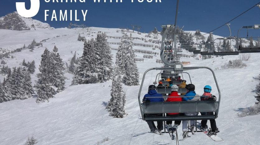 3 tips to save money skiing with your family