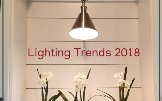 Lighting Trends in 2018