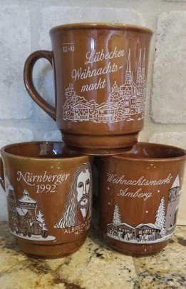 Picture of Christkindlsmarket Collectable Cups
