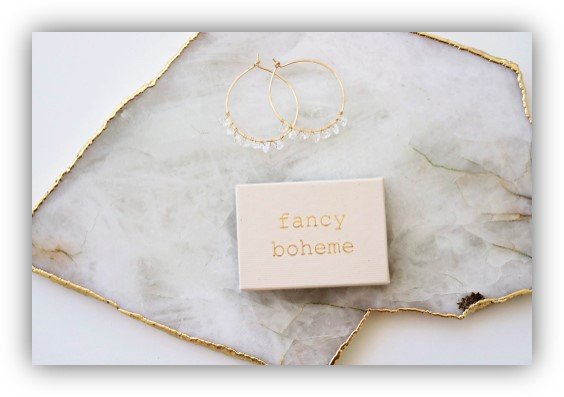 Fancy Boheme Earrings