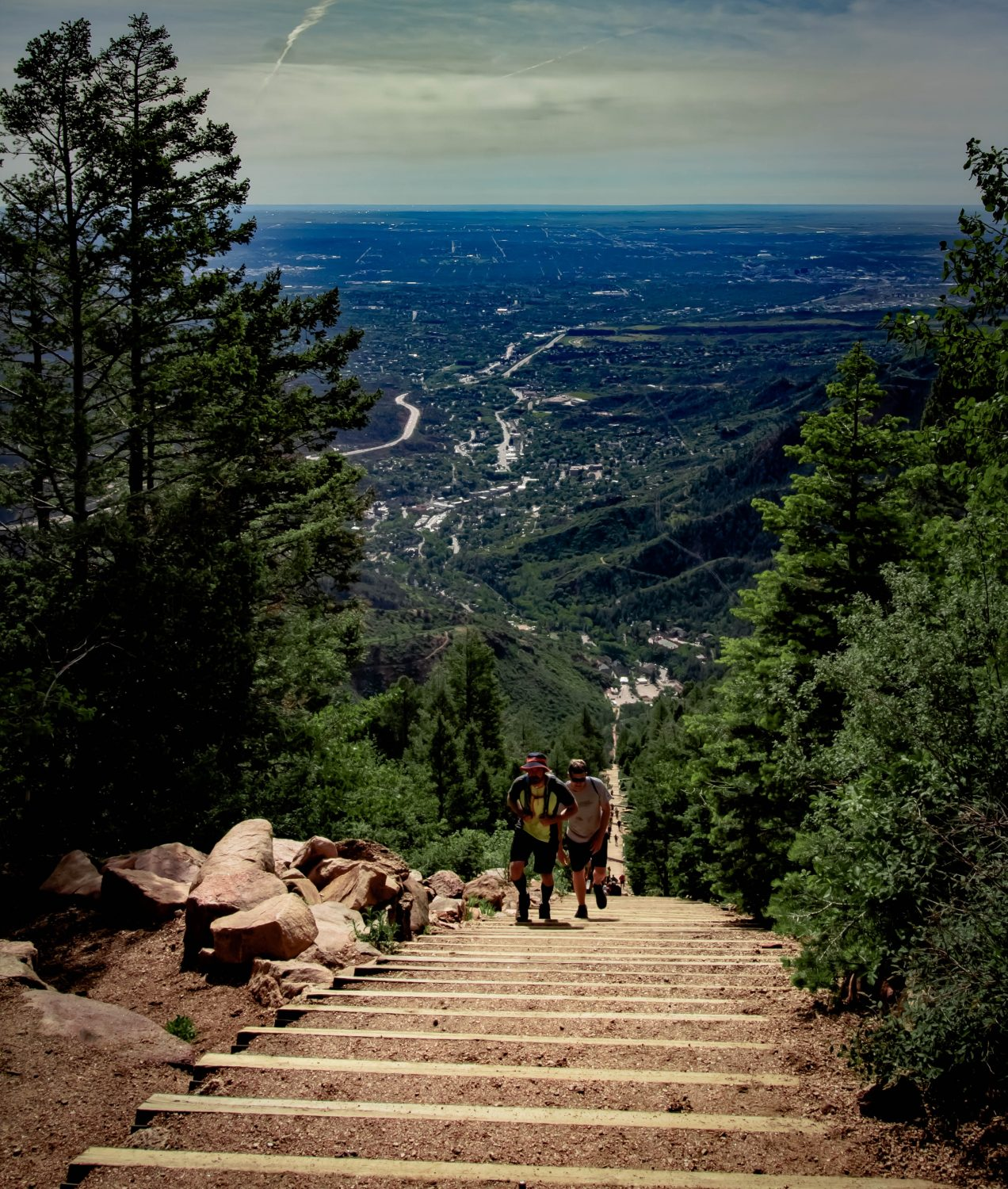 image of Manitou Springs incline