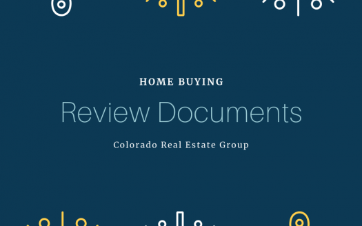 Home Buying Review Documents