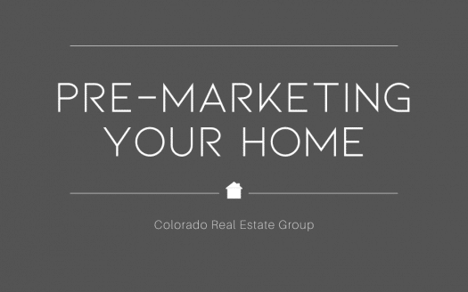 Pre-Marketing Your Home