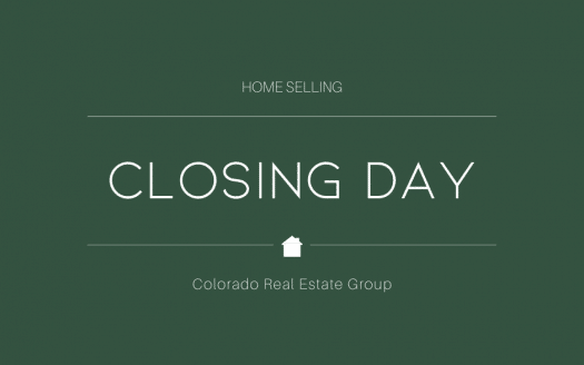 home selling closing day caption