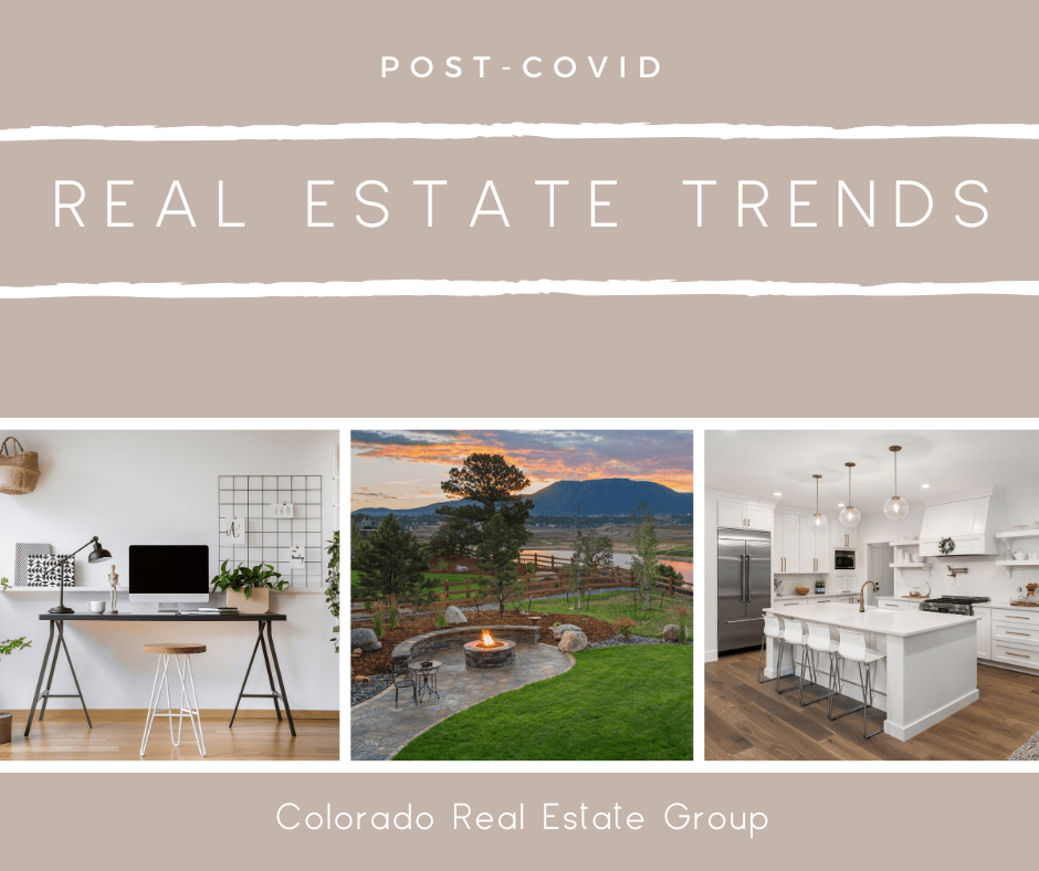 graphic of Colorado Springs real estate trends